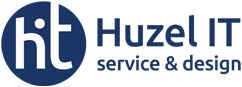 Sponsoren - Logo Fa. Huzel IT service & design